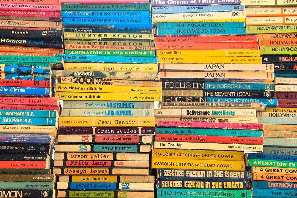 Metrograph Film Book Fair