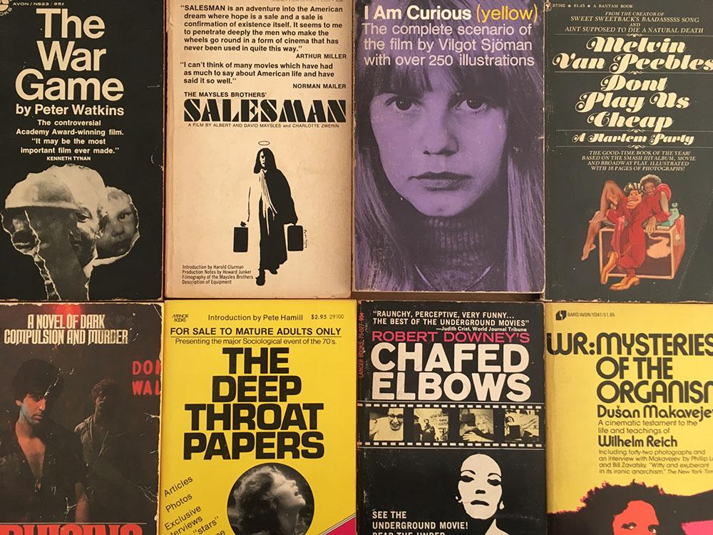 Metrograph Spring Film Book Fair