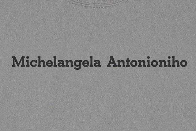 Michelangelo Antonioni Crewneck Sweatshirt Alternate Image