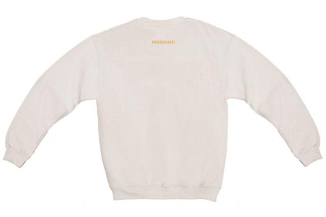 Robert Bresson Crewneck Sweatshirt Alternate Image