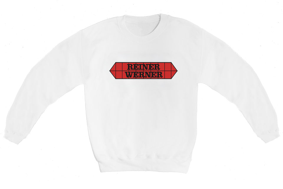 Rainer Werner Fassbinder Crewneck Sweatshirt