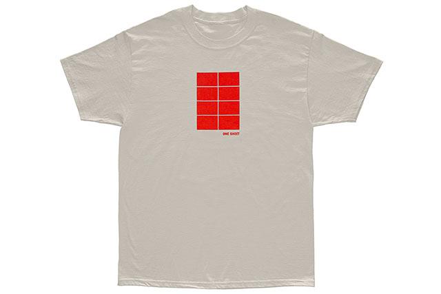 One Sheet T-Shirt Alternate Image