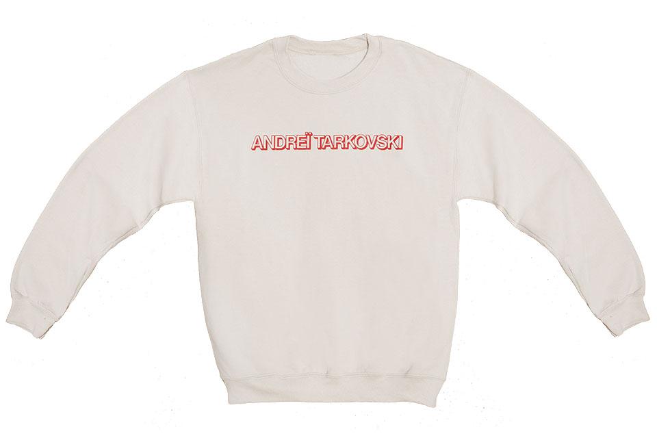 Andrei Tarkovsky Crewneck Sweatshirt