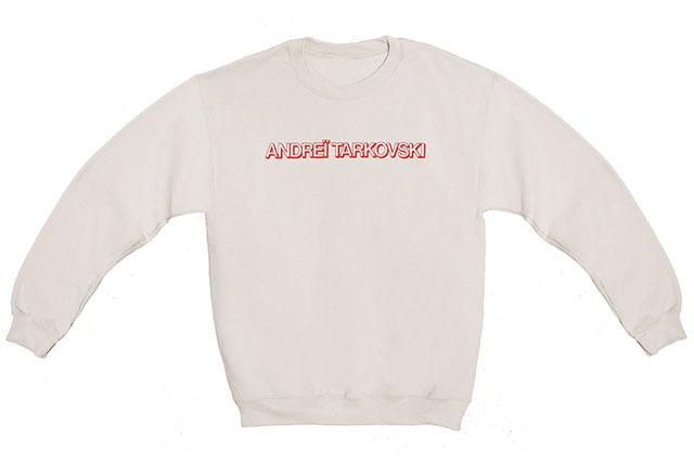 Andrei Tarkovsky Crewneck Sweatshirt Alternate Image