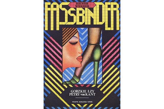 Rainer Werner Fassbinder Crewneck Sweatshirt Alternate Image
