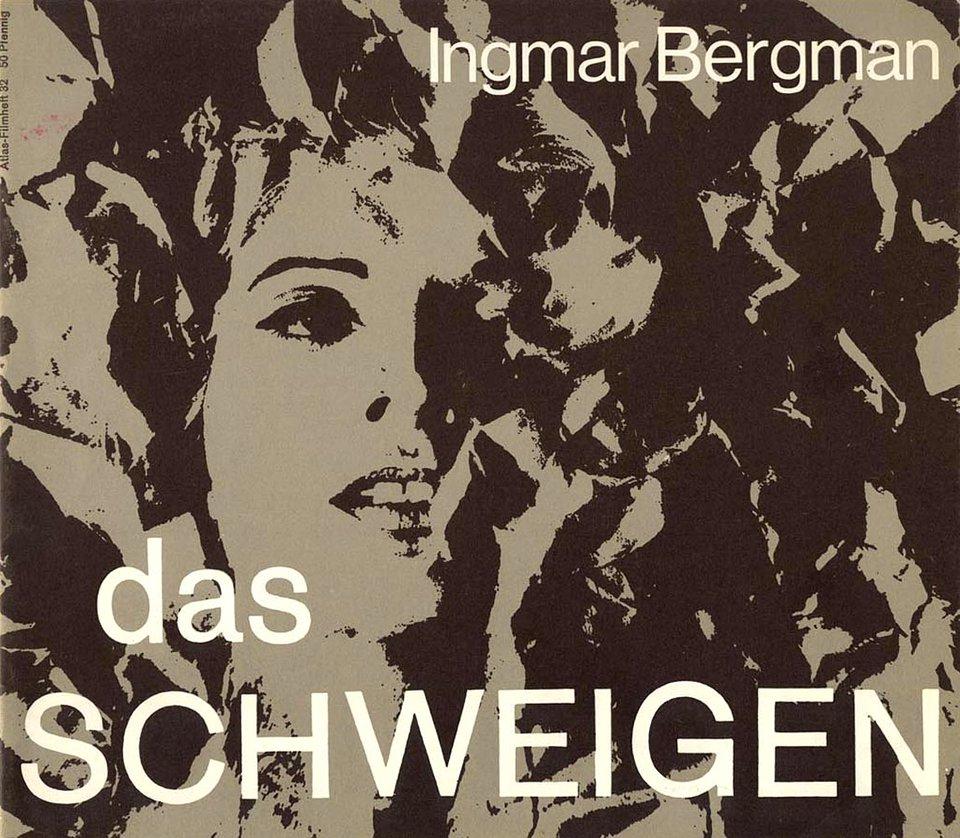 The Silence 1963 German Program