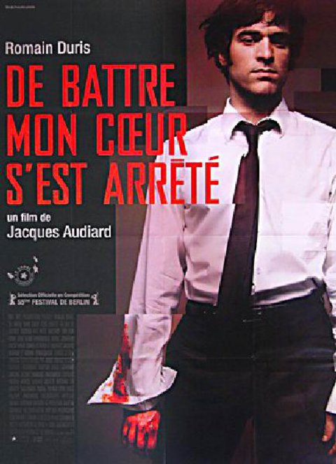 The Beat That My Heart Skipped 2005 French Grande Poster