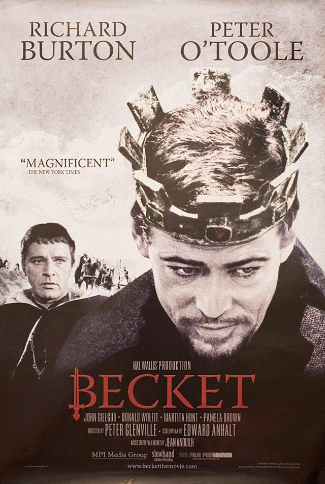 Becket R2007 U.S. One Sheet Poster