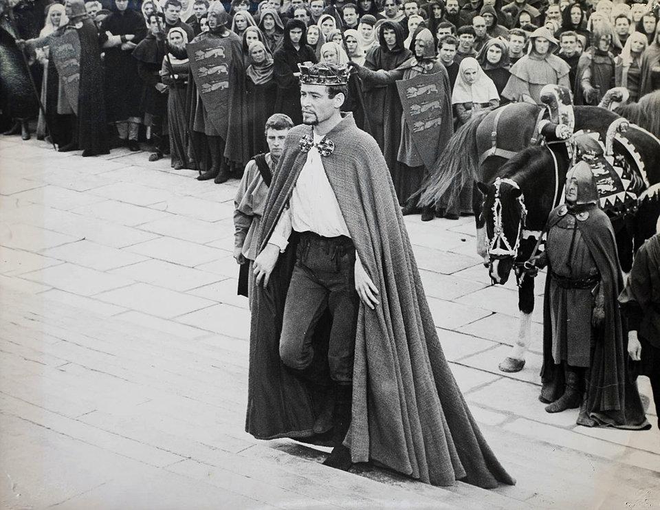 Becket 1964 U.S. Silver Gelatin Single-Weight Photo