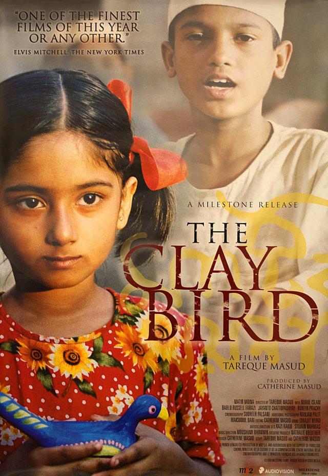 The Clay Bird 2002 U.S. One Sheet Poster