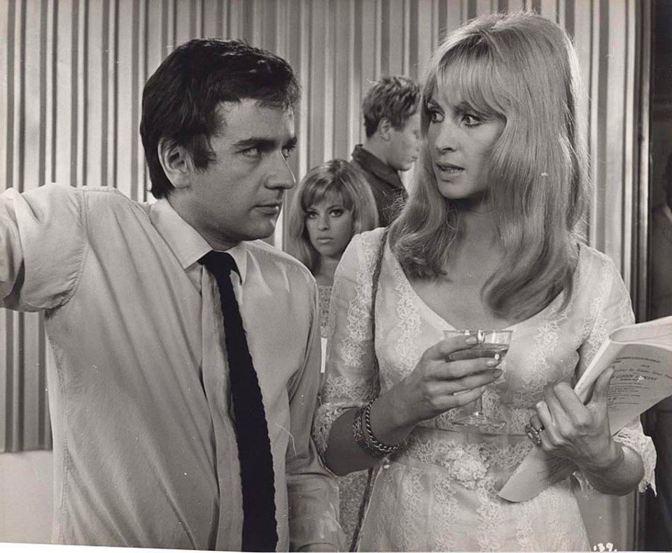 30 Is a Dangerous Age, Cynthia 1968 British Silver Gelatin Single-Weight Photo