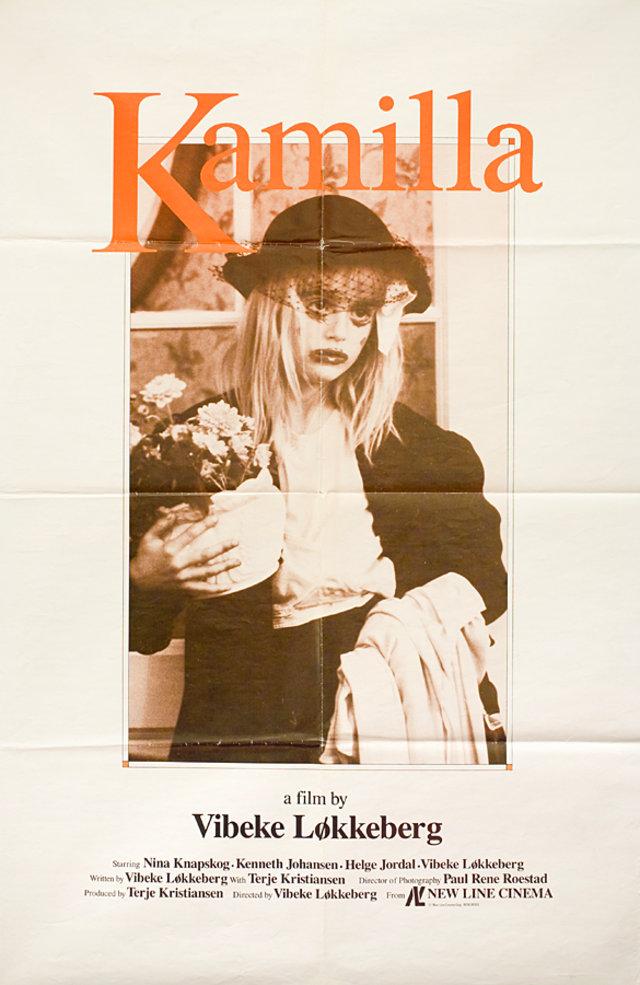 Kamilla 1983 U.S. One Sheet Poster