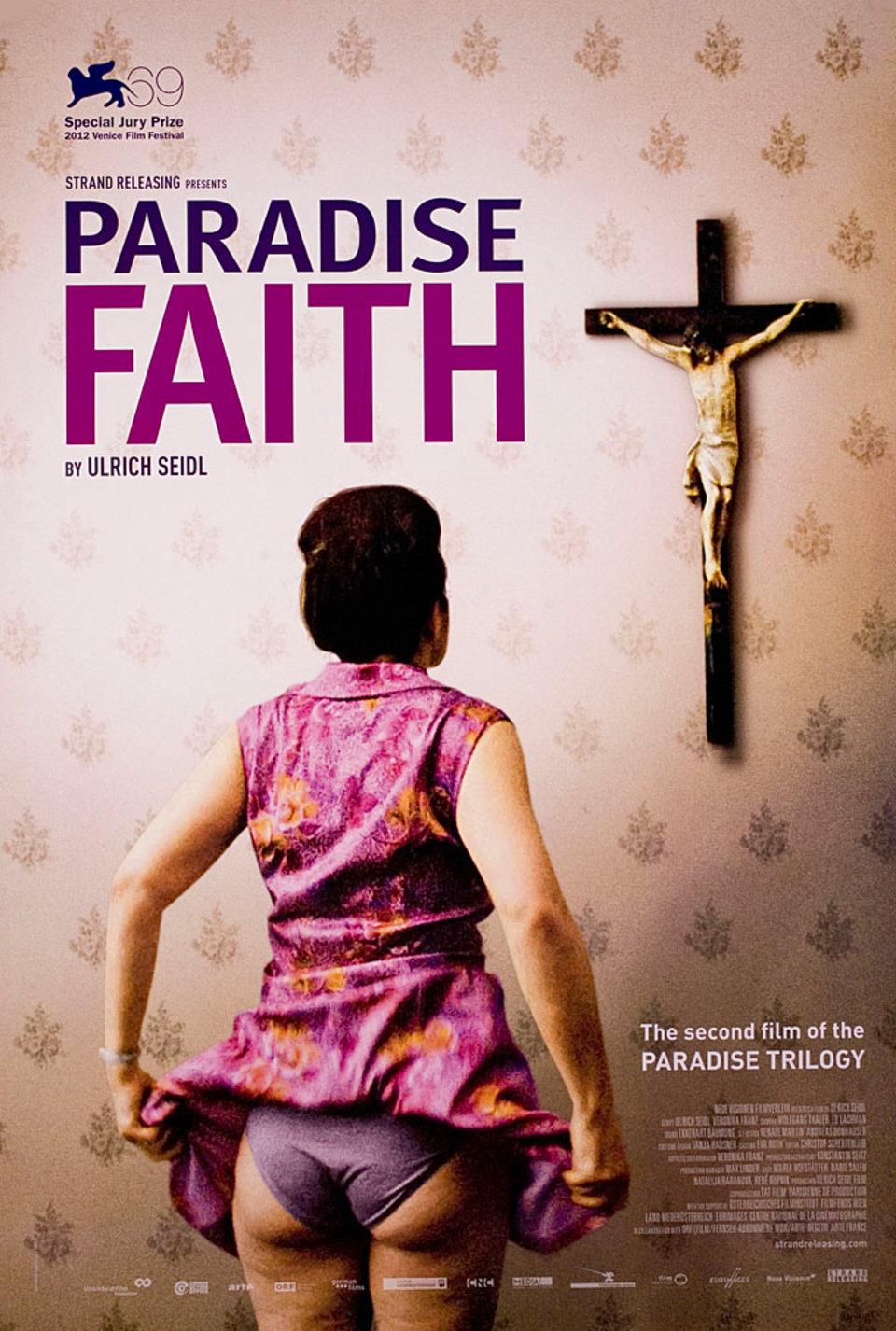 Paradise: Faith 2012 U.S. One Sheet Poster