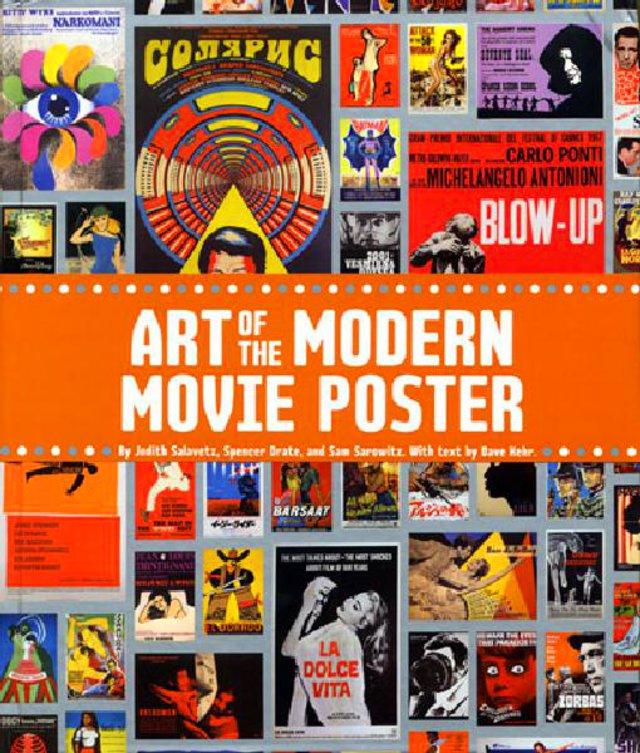 Art of the Modern Movie Poster 2008 U.S. Book