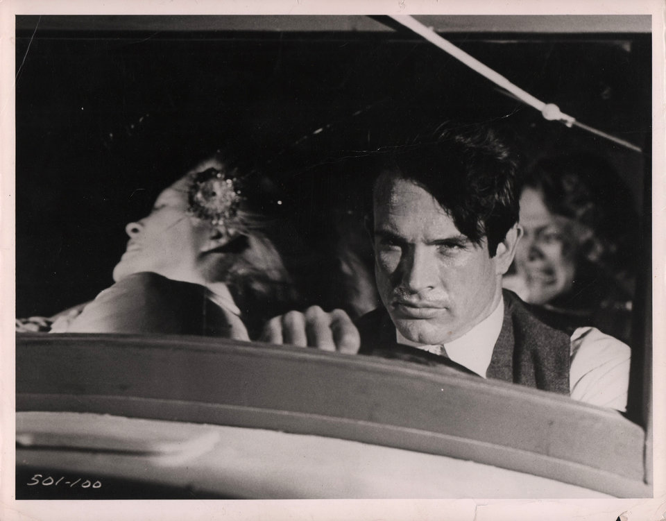 Bonnie and Clyde 1967 U.S. Silver Gelatin Single-Weight Photo