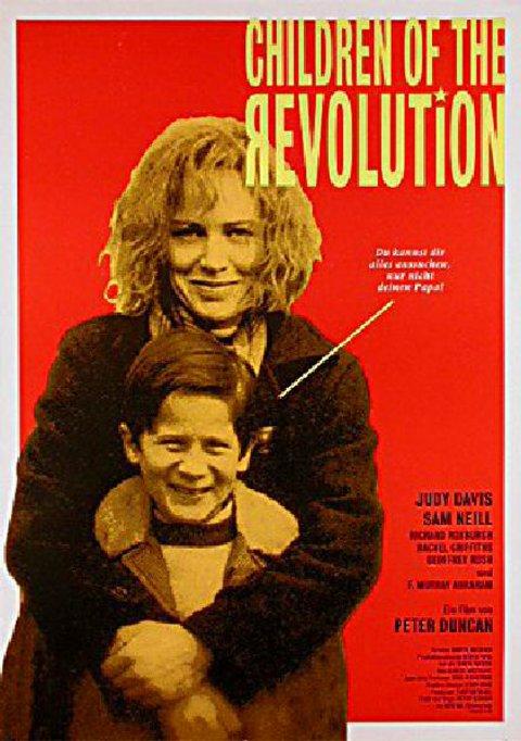 Children of the Revolution 1996 German A1 Poster