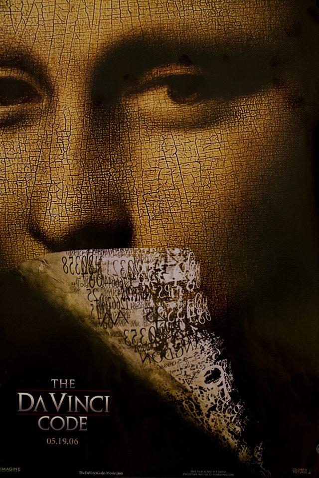 The Da Vinci Code 2006 U.S. Mini Poster