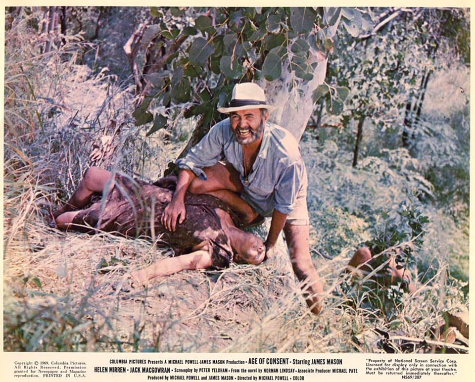 Age of Consent 1969 U.S. Color Photo