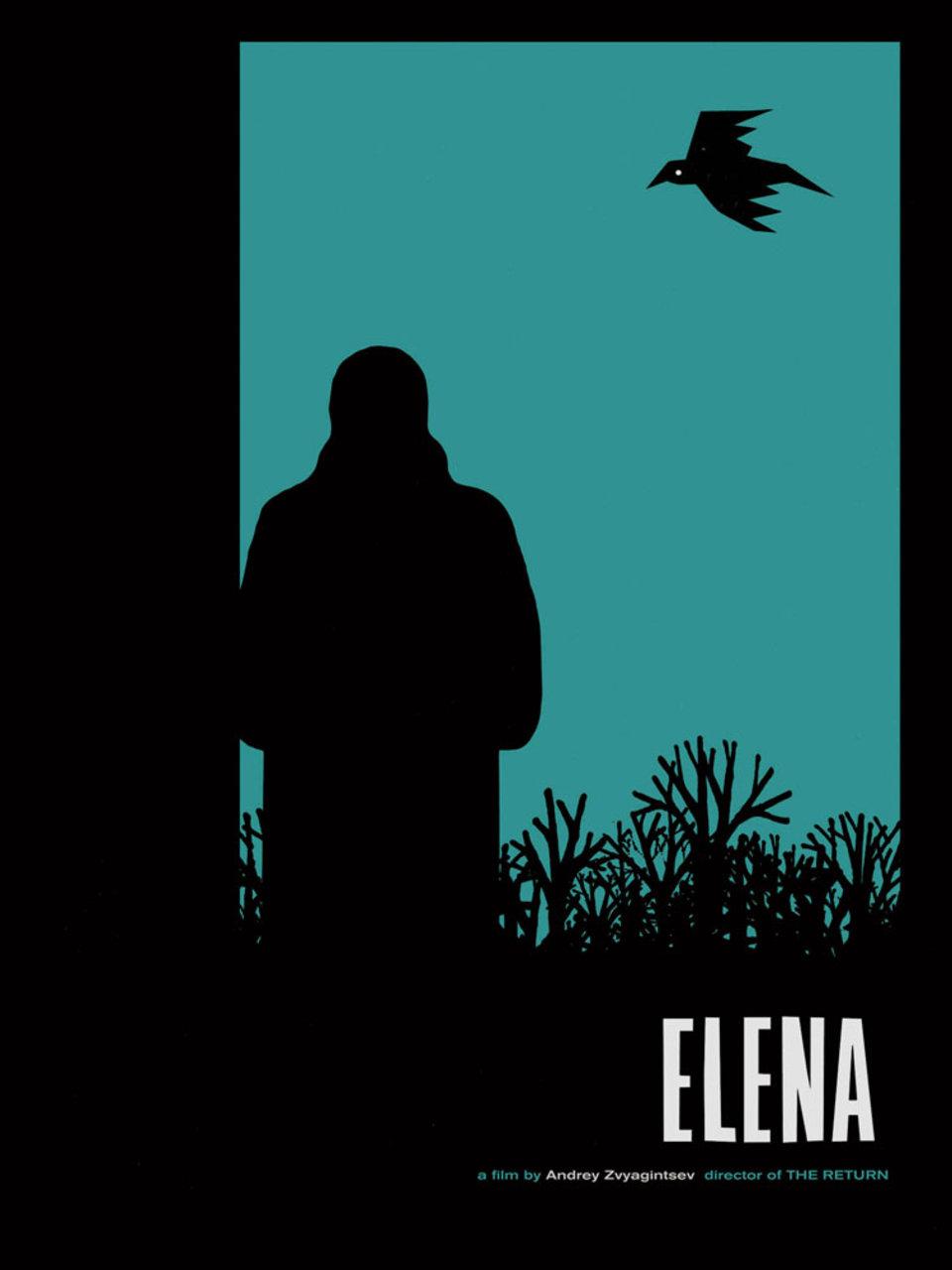 Elena 2012 U.S. Poster Signed