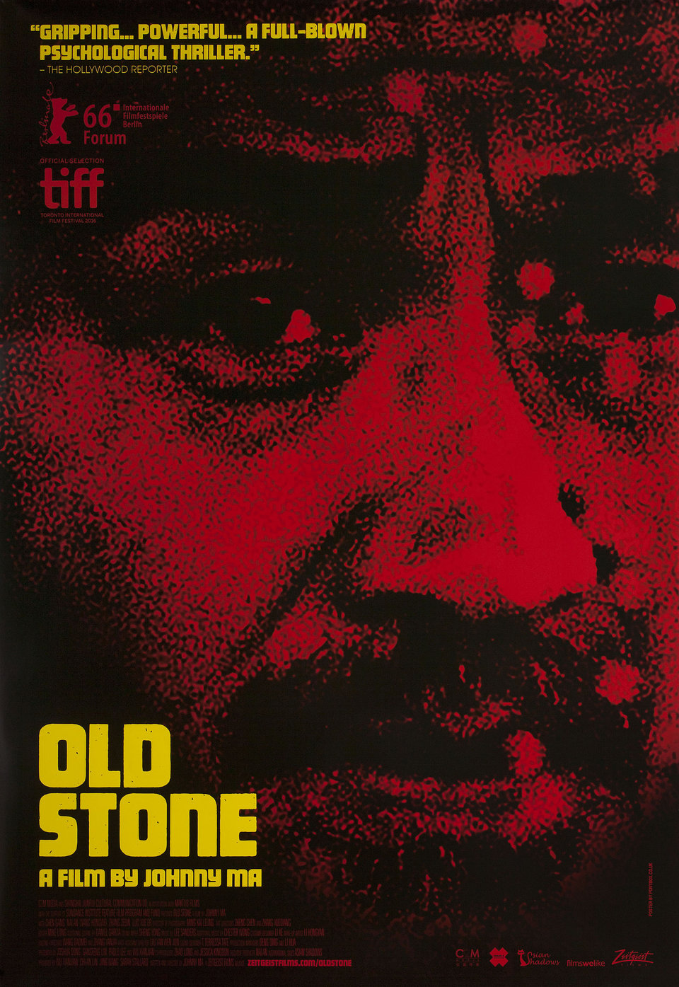 Old Stone 2016 U.S. One Sheet Poster