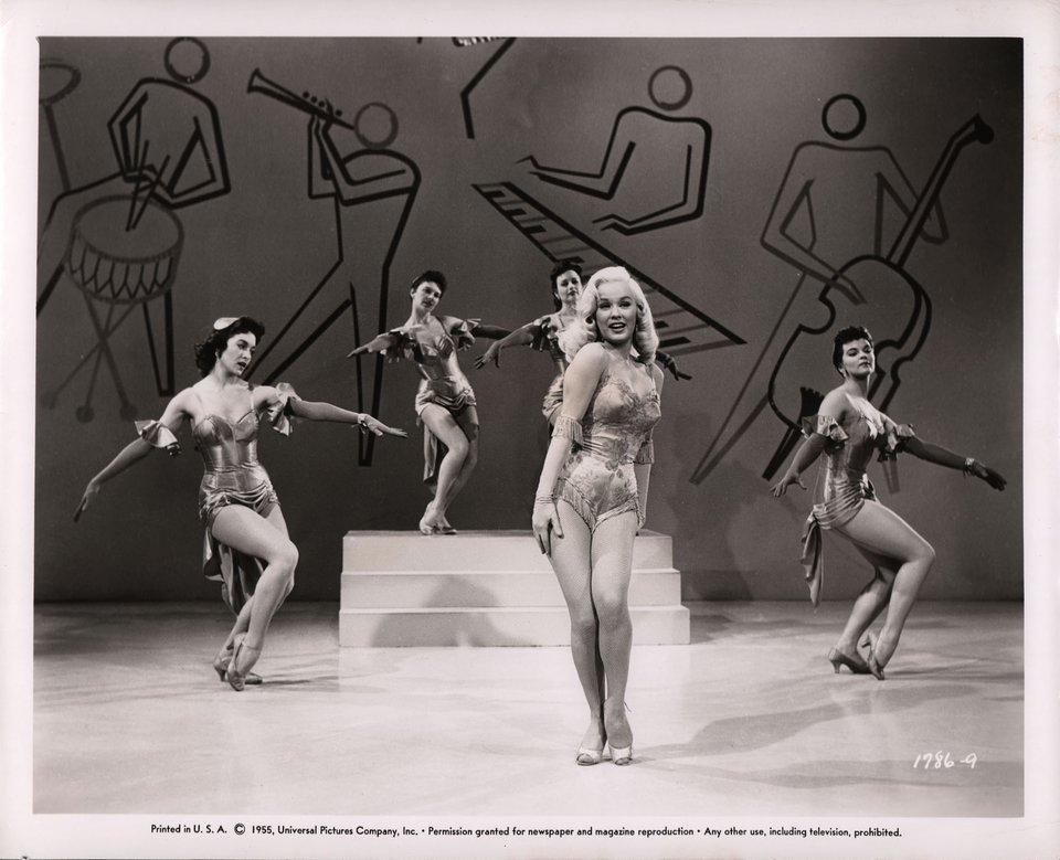 Ain't Misbehavin' 1955 U.S. Silver Gelatin Single-Weight Photo