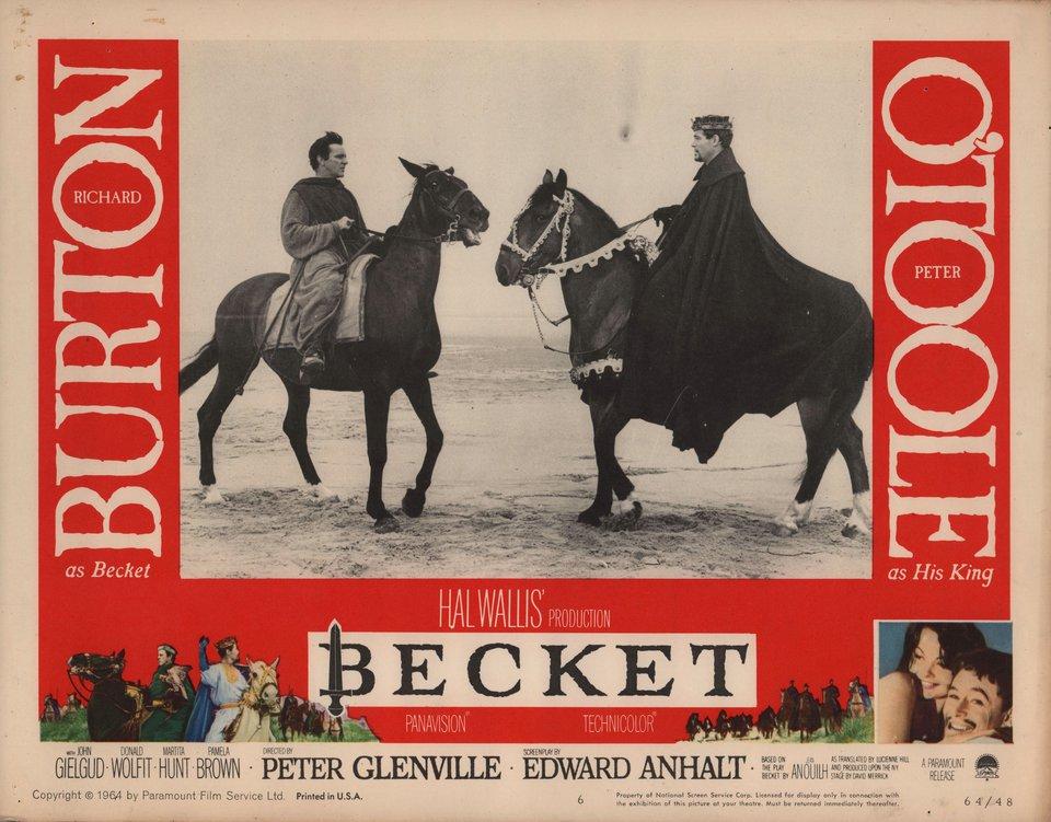 Becket 1964 U.S. Scene Card