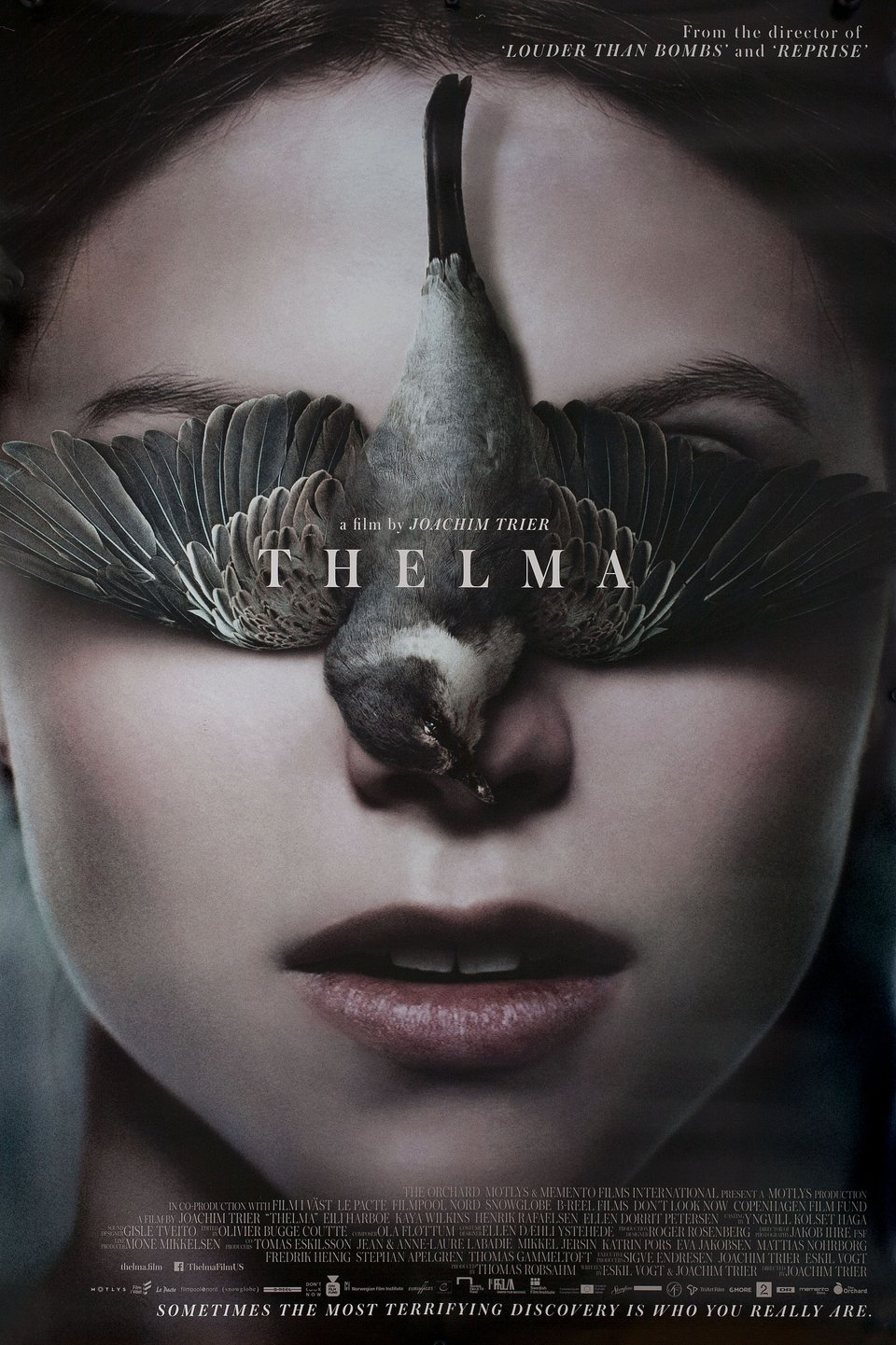 Thelma 2017 U.S. One Sheet Poster