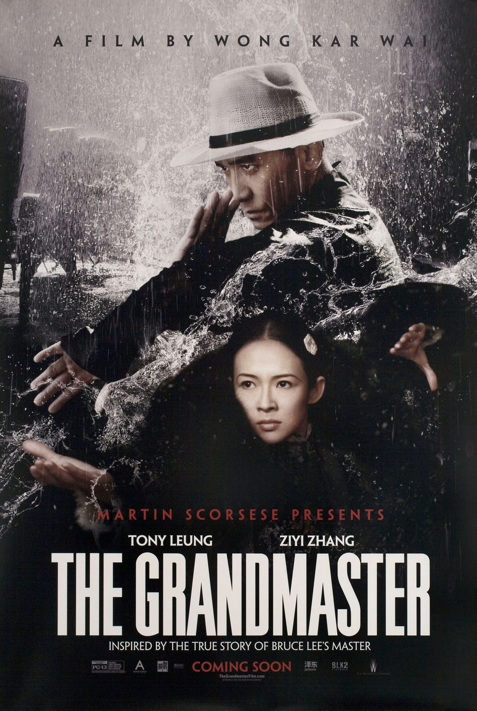 The Grandmaster 2013 U.S. One Sheet Poster
