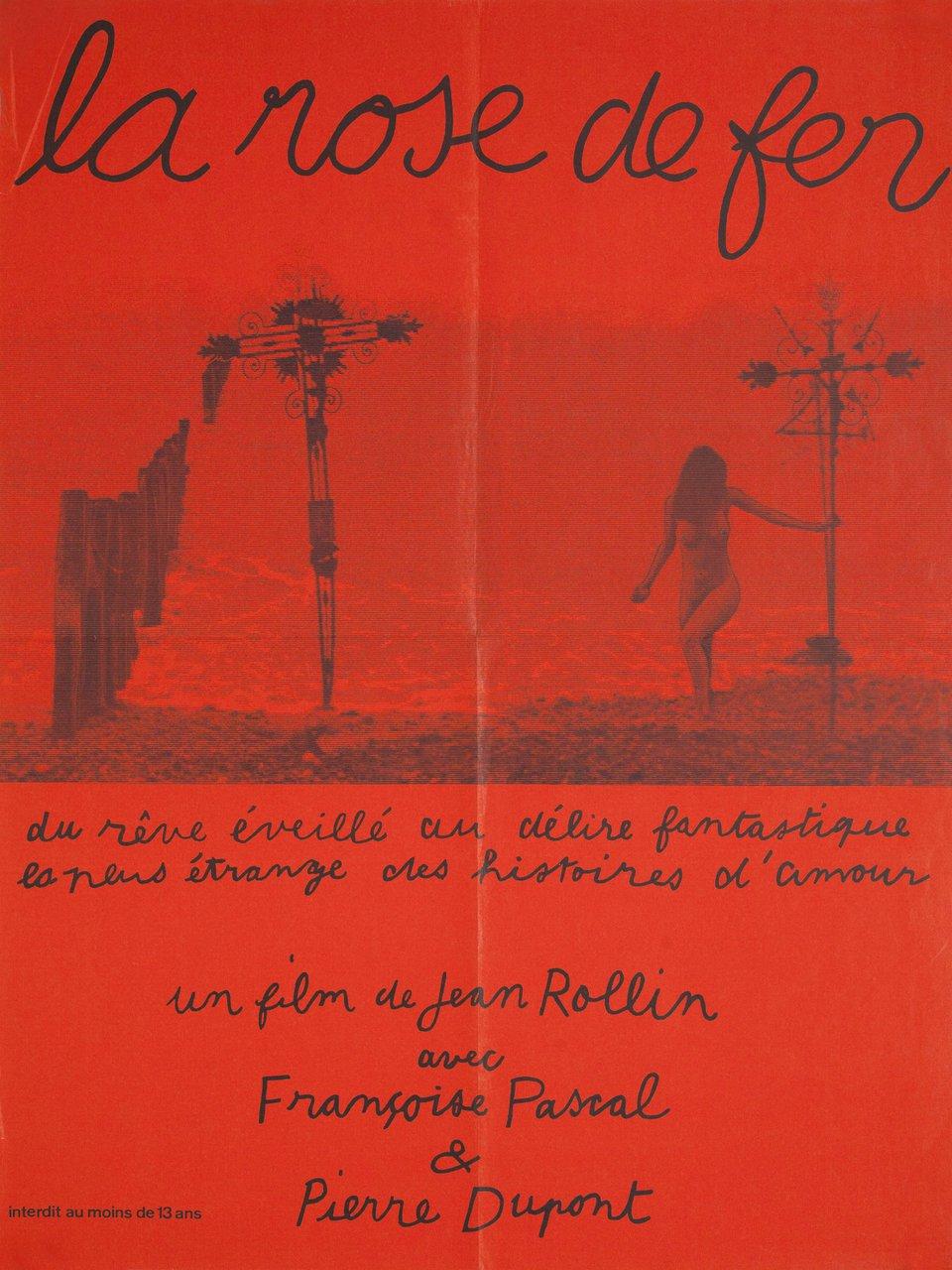 The Iron Rose de Jean Rollin (1973) - UniFrance