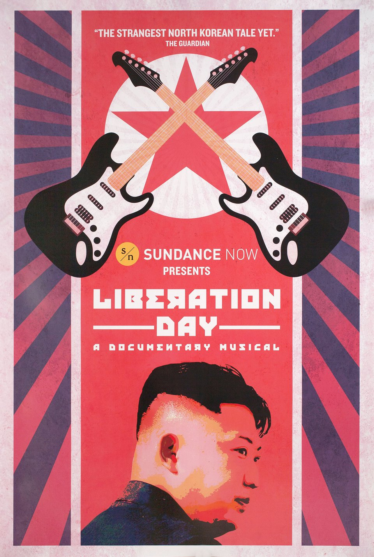 Liberation Day 2017 U.S. Poster