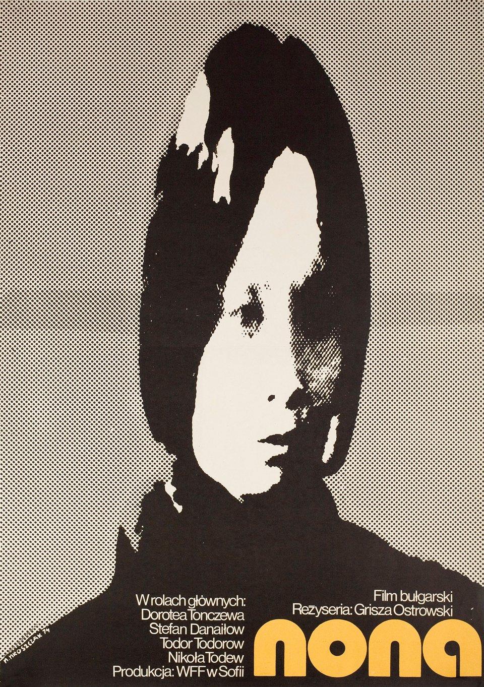 Nona 1974 Polish A1 Poster