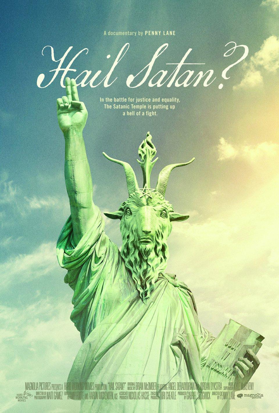 Hail Satan? 2019 U.S. One Sheet Poster