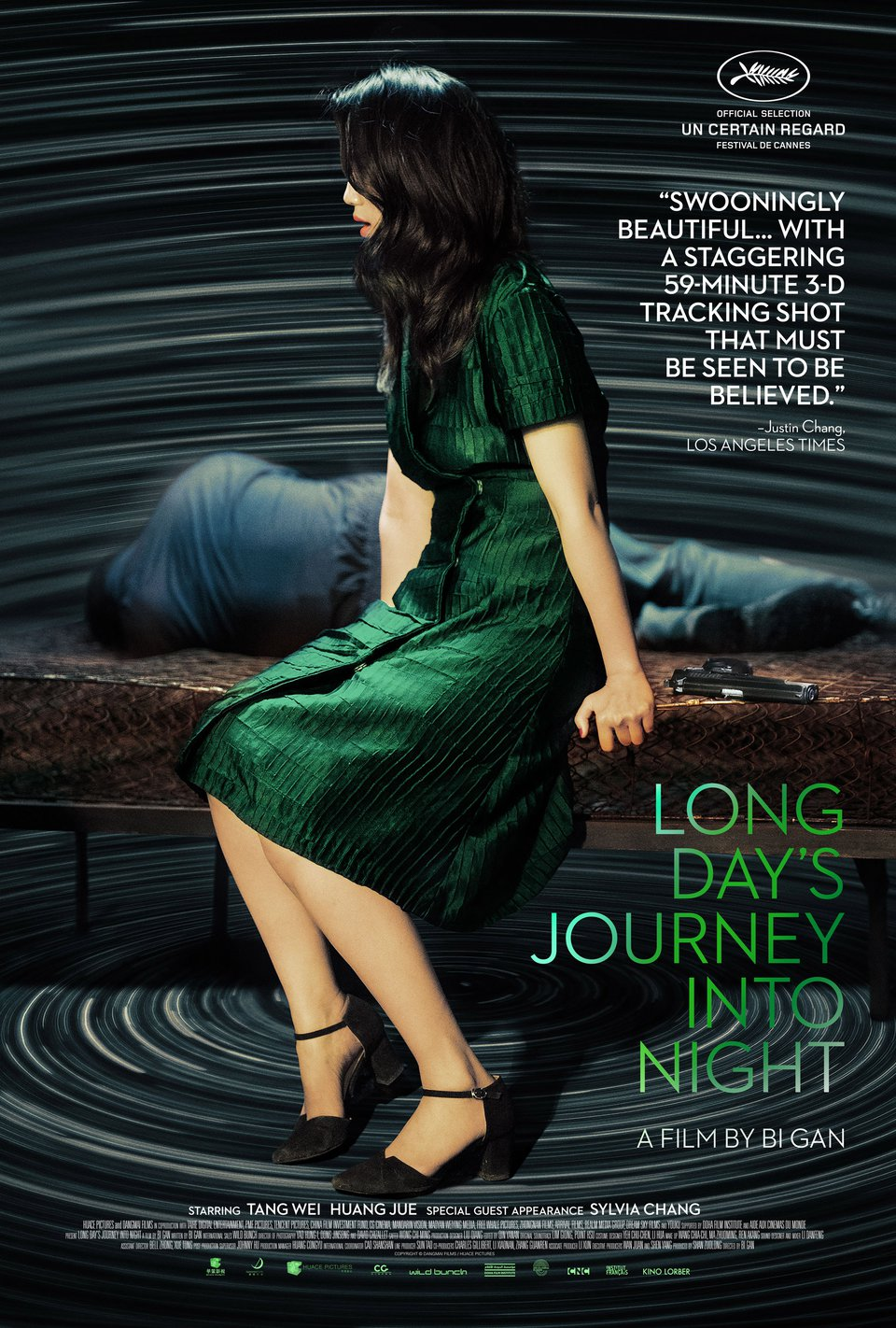 Long Day's Journey Into Night 2019 U.S. One Sheet Poster