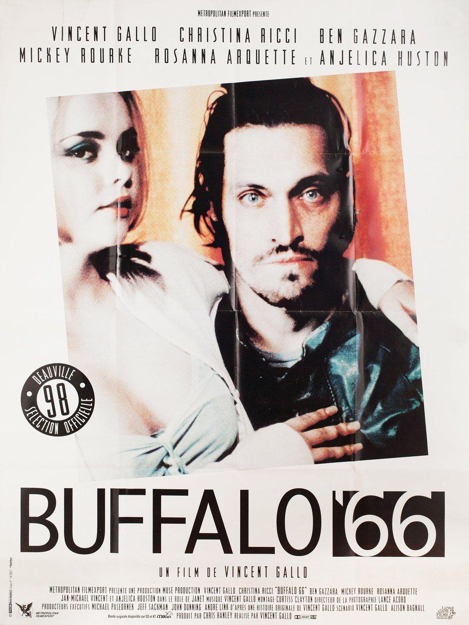 Buffalo '66 1998 French Grande Poster
