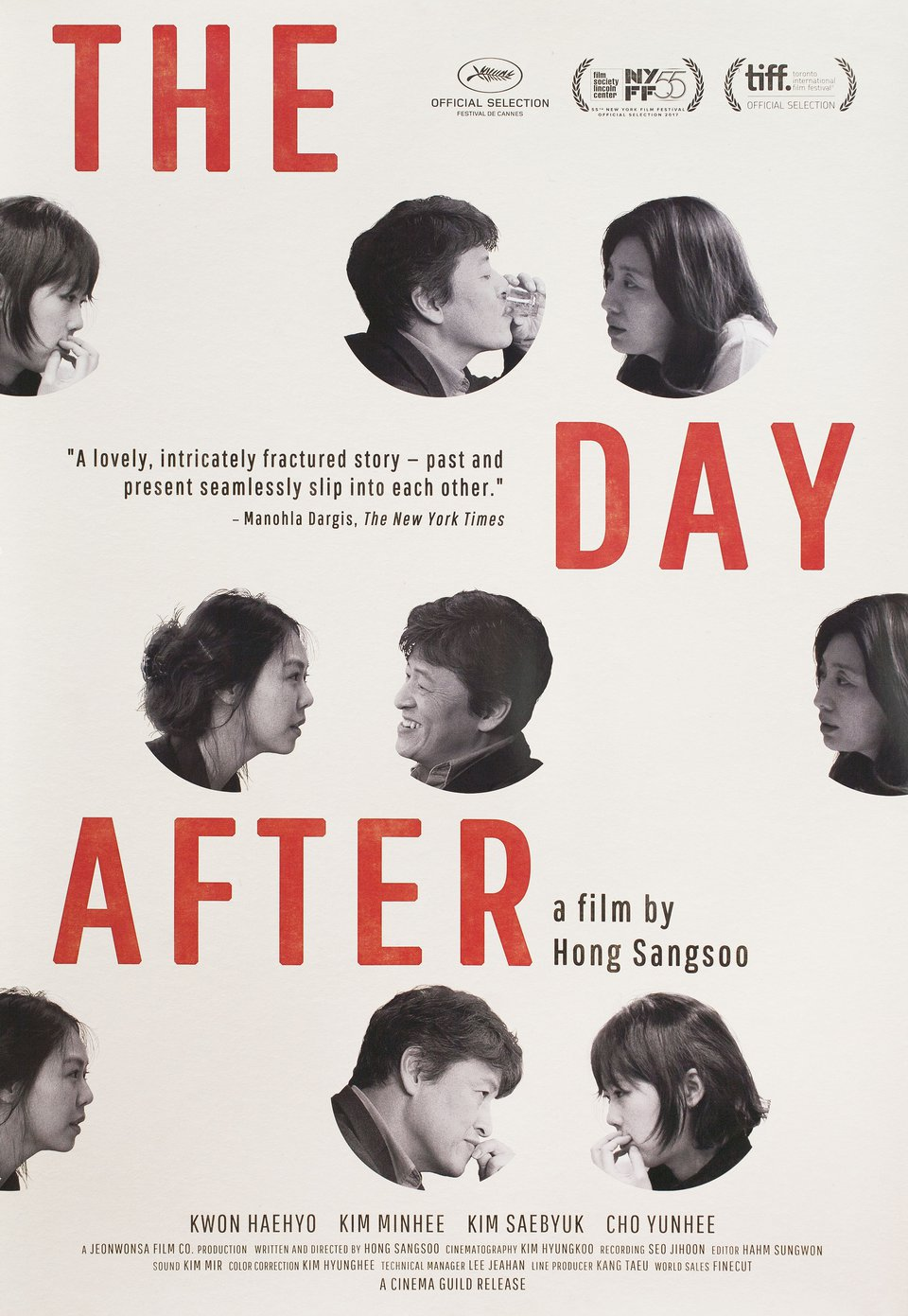 The Day After 2017 U.S. One Sheet Poster