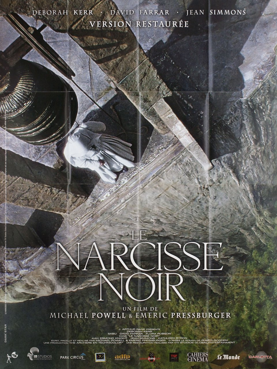 Black Narcissus R2010 French Grande Poster