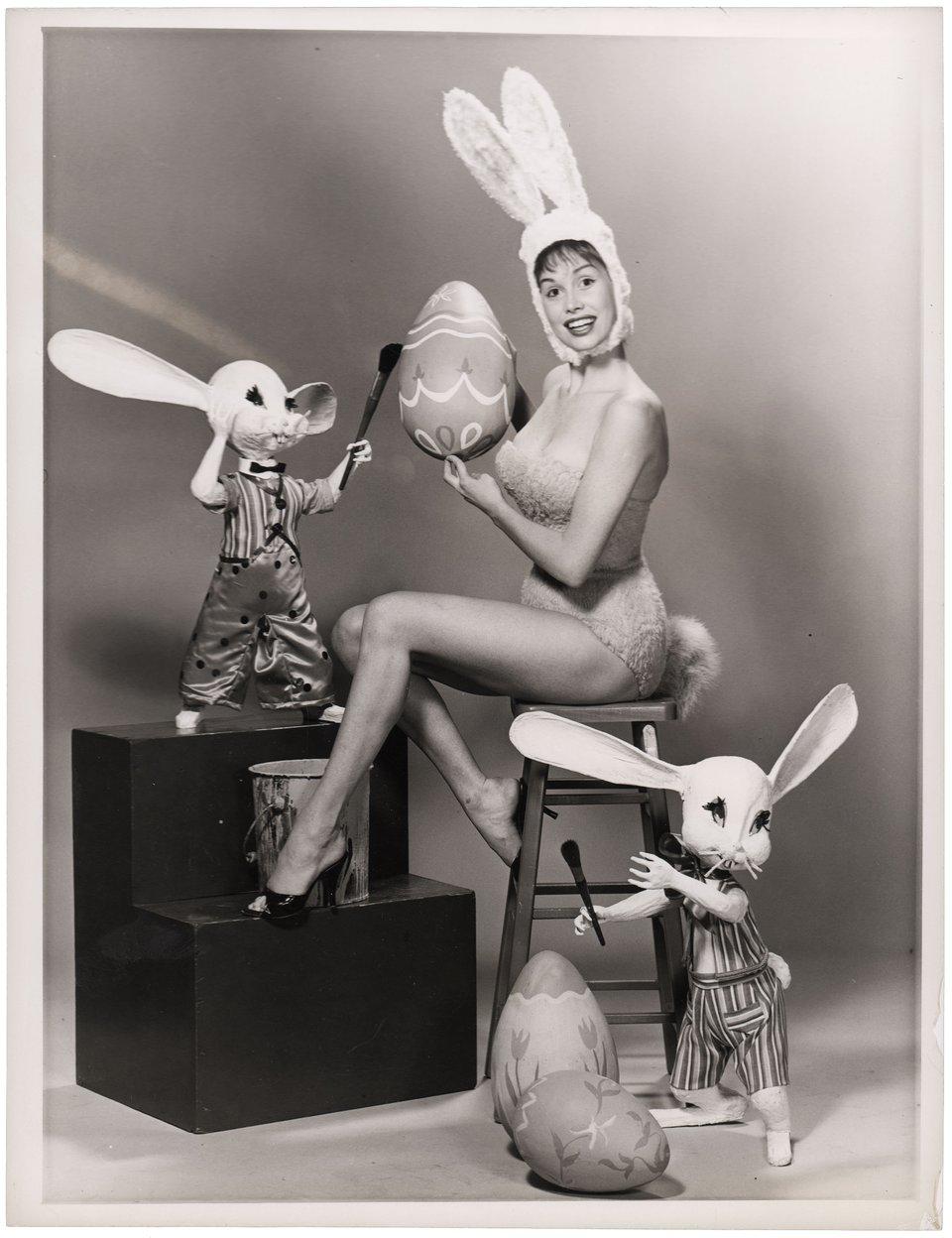 Mary Tyler Moore 1958 U.S. Silver Gelatin Single-Weight Photo