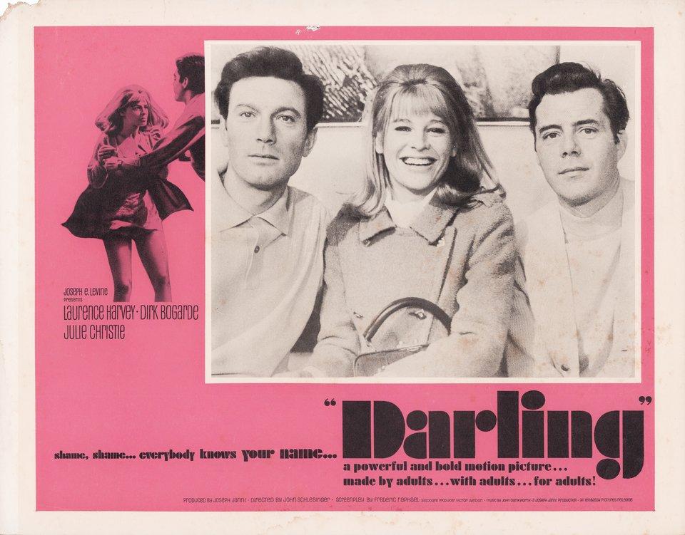 Darling 1965 U.S. Scene Card
