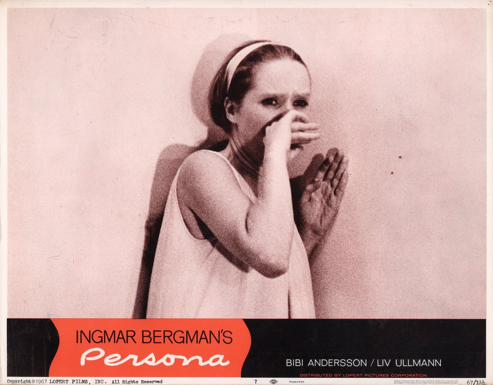 Persona 1967 U.S. Scene Card
